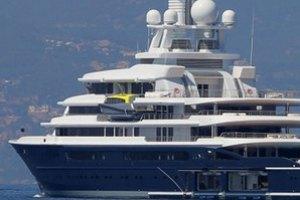Яхта Абрамовича разозлила жителей и мэра Венеции