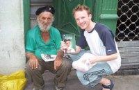 David France Mundo: я хочу подорожувати світом 80 місяців і розмовляти 10 мовами
