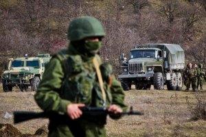 Российские военные минируют поля под поселком Чонгар Херсонской области (ОБНОВЛЕНО)