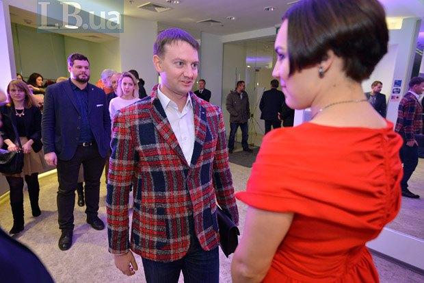 Соня Кошника и Анатолий Соловьяненко