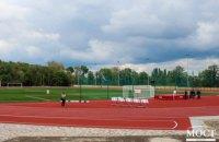 """У Дніпрі відкрили після реконструкції стадіон """"Трудові резерви"""""""