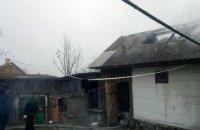 У Рівненській області під час пожежі загинув 5-річний хлопчик