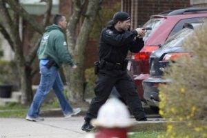 Бостонская полиция потребовала от СМИ не транслировать ее перемещения