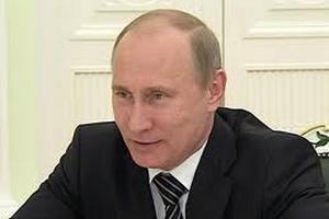 Кивалов пообещал Путину сделать русский вторым государственным