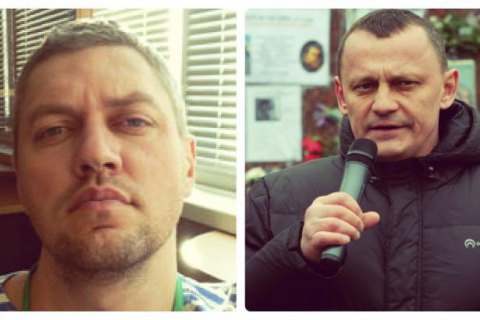 Карпюк та Клих підписали документи для подання позову в ЄСПЛ