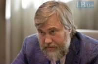 "Руководителем ""Оппоблока"" избран Новинский"