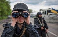 Військові в зоні ООС вдруге за два дні взяли в полон російського диверсанта