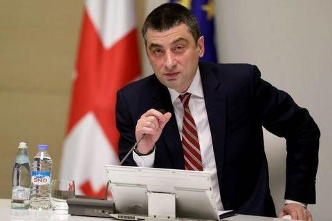 Грузинський прем'єр подав у відставку
