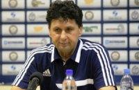 Украинский тренер возглавил итальянскую команду