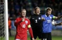 Отбор на Евро-2016: Англия еле-еле победила Эстонию