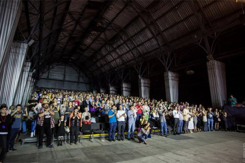 В 2016 году Гогольфест переедет на левый берег Киева