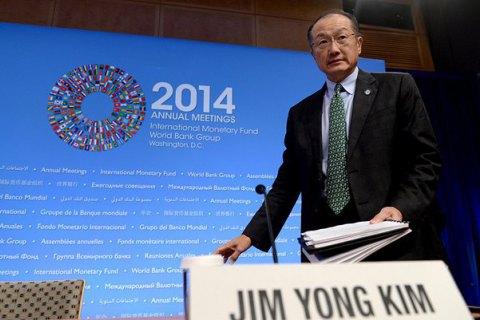 США предложили оставить главу Всемирного банка на второй срок