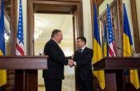 Друга половина січня дипломатії президента Зеленського: плюси і мінуси