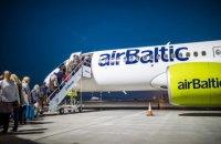 Латвийская компания восстановит авиарейсы в Украину по трем маршрутам