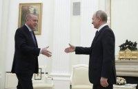 Путін закінчив самоізоляцію і сьогодні зустрінеться  з Ердоганом