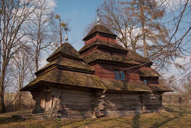 Церковь в Кугаеве (Львовская область)