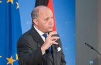 ЄС уже готується до введення санкцій проти України, - голова МЗС Франції