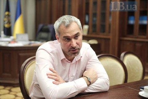 Рябошапка рассказал, кому выгодна его отставка