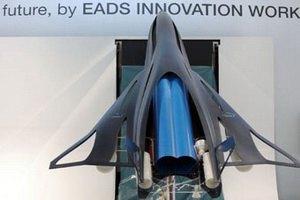 Airbus представил проект нового сверхзвукового самолета