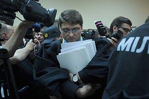 Суд над Тимошенко взял перерыв до среды