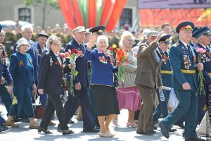 В Украине осталось менее 2 млн ветеранов ВОВ
