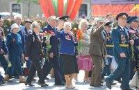 В Харькове провели репетицию парада на взлетной полосе