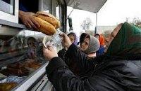У Донецькій області після виборів хліб подорожчав на 10-15 копійок