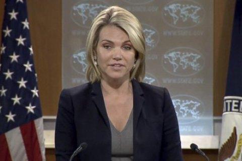 США выступили за размещение миротворцев на границе Украины и России