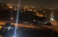 """Кілька ракет упали в """"зеленій зоні"""" в Багдаді"""