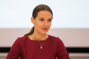 Яника Мерило ушла из Минэкономики в ИТ-центр по поддержке Кабмина (обновлено)