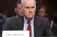Міністра Військово-морських сил США відправлено у відставку