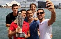 Cборная Сербии стала историческим первым чемпионом ATP Cup (обновлено)