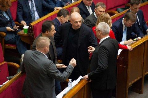 """Депутатская группа """"За будущее"""" оформилась в партию во главе с Палицей"""