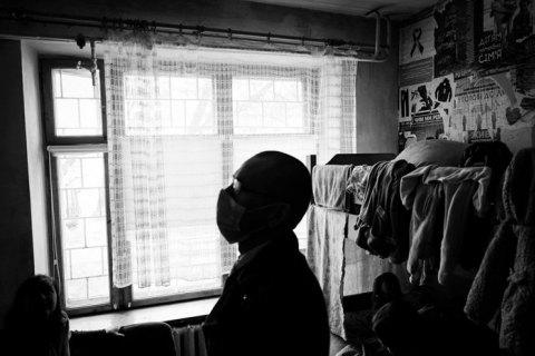В Украине за сутки коронавирус диагностировали у 841 человека