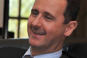 Асад поблагодарил Путина за позицию по Сирии на саммите G20
