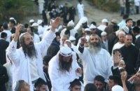 В Умань приїхало більше двох тисяч хасидів