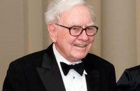 Баффет пожертвовал 2 миллиарда долларов на благотворительность