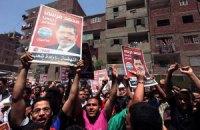 Єгиптяни чекають на результати виборів на вулицях Каїра