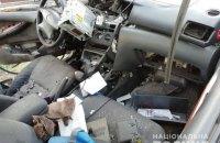 У Харкові водієві кинули в салон гранату (оновлено)