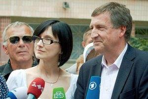 Немецкие врачи Тимошенко сегодня же вернутся обратно