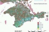 МинВОТ сообщило о резком сокращении посевов в Крыму из-за оккупации