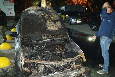 """Суд заарештував підозрюваного у підпалі автомобіля журналістів програми """"Схеми"""""""