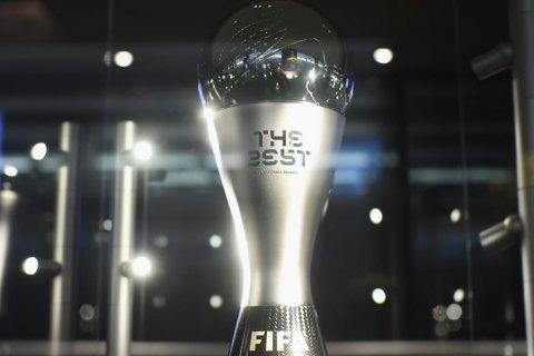 ФІФА оголосила претендентів на звання найкращого гравця року
