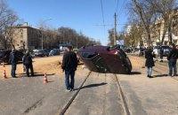 В Одесі на Фонтанській дорозі під проїжджою частиною вибухнув газ (оновлено)