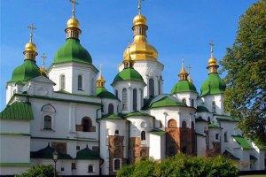 Турчинов та Яценюк помоляться за мир в Україні