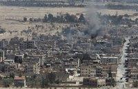 Сирийская армия освободила от ИГИЛ цитадель на окраине Пальмиры
