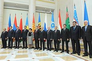 Янукович призвал ускорить создание зоны свободной торговли в рамках СНГ