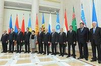 Страны СНГ отложили подписание договора о зоне свободной торговли