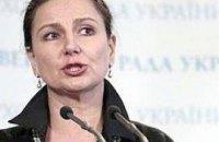 Богословская выдвигает свою кандидатуру на пост президента Украины