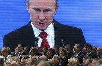 Рейтинг схвалення Путіна в Росії сягнув рекордних 89%